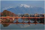 Zero Bridge, Srinagar, India by Azif Mansoor