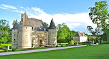 Chateau de Landreville - France