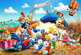 Donald's Birthday Bash