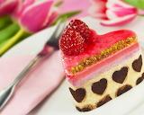 ☺ Romantic dessert...