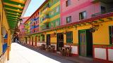 Guatape - rainbow city