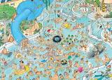 Water World, di Jan van Haasteren