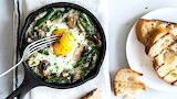 Ous amb Espàrrecs - Eggs & Asparagus