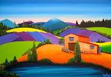 Ergens in de Provence.... - Brigitte Dehue