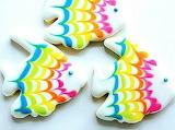 Fishy cookies @ Rebecca Cakes & Bakes