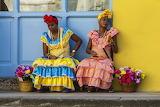two fine Cuban ladies