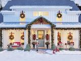 Christmas modern farmhouse