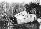 Mining Dredge Nerrigundah