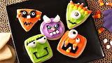 #Wacky Monster Cookies