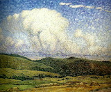 Clouds In The Sun by Nils Kreuger 1906