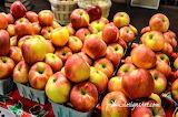 Apples Royal Oak Farmers Market Michigan