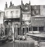 Londons docklands 1907