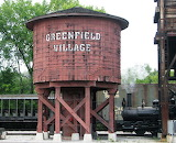 Greenfield Village Water Tower by Gary Thomas