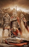 the Slavic world that fell in battle