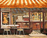 Vintage Italian Cafe
