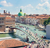 #Constitution Bridge Venice Italy Getty Image