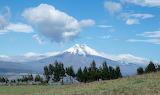Volcano Cotopaxi