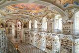 Libraries - Admont Abbey Library 2 - Admont Austria