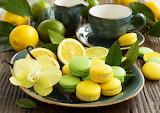 Alfajores de limón