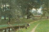 Eton, 1907, Albert Goodwin
