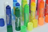 Colourful Paint Sticks...