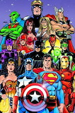 JLA and Avengers
