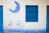 House Mural, Los Roques by Tarquin Millington-Drake