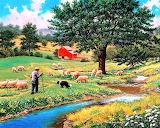 John Sloane-painting-summer