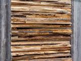150 Mur de Fusta - Wall-wood
