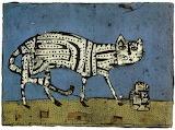 Animals Art tumblr Cat Horst Janssen