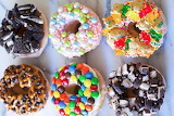 ^ Decorated Donuts