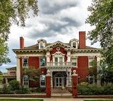 ^ Governor's Mansion, Denver, Colorado