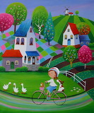 New Easter Bonnet - Iwona Lifsches