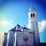 Church of St Elisabeth, Bratislava, Slovakia