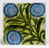 Ceramic Tile by William De Morgan