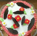 Rotate the cake @ La cucina di NiMo