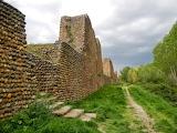 Mansilla de Las Mulas Medival City Wall