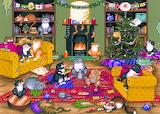 ^ Purrfect Christmas ~ Linda Jane Smith