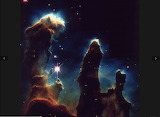 Pillars of Creation (a Hubbel telescope image)