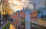 Bruges, Belgium, by Getty Images via AD