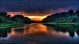 #River Sunset