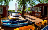 Lachine Canal Canada - boats