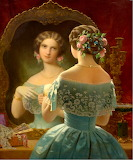 Dressed for the Occasion - unknown French artist, 19th century