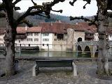St.Ursanne, Switzerland