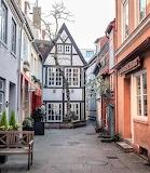 Bremen side street
