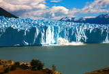 Perito Moreno glacier-Patagonia