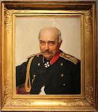 Рєпін І.Ю. Портрет М.І.Драгомирова