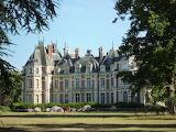 Chateau de la Jumelliere - France