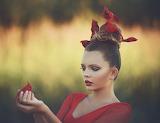 Red Robins by Annie Mitova