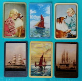 Swap Cards - dogs & ships